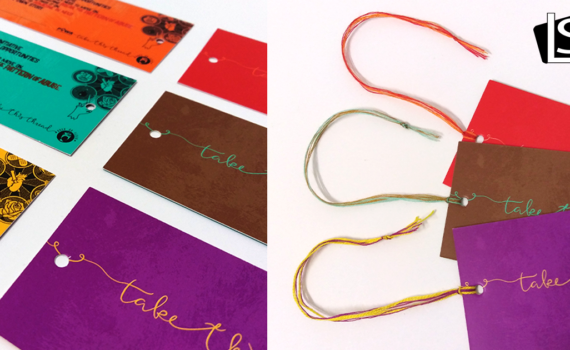 The Label Stringing Company – Swing Tags, Hang Tags